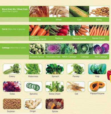 sayur buah organik
