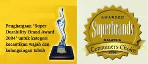 superbrand durability award