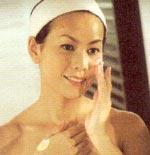 cara pakai Melilea Oxy Intensive cream 2