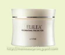 melilea hydrating facial gel