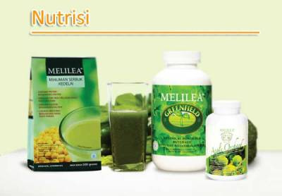melilea organik 3in1